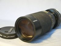 '  80-210mm AD2 Tamron ' Minolta MD Fit 80-210mm Zoom Macro Lens c/w Tamron AD2 Mount £12.99